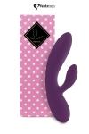 Vibromasseur rabbit Lea - violet