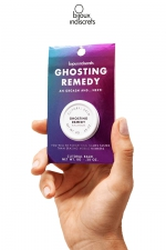 Baume clitoridien parfum Vétiver : Ghosting Remedy est un baume parfumé au vétiver pour le clitoris imaginé par Bijoux Indiscrets.