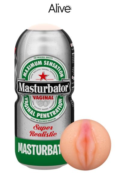 Masturbateur vagin humoristique - Alive